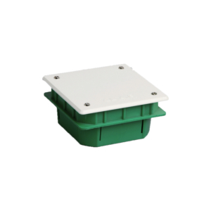 BOITE ENCASTREES - 80X80X40 - LAP-ELECTRIC