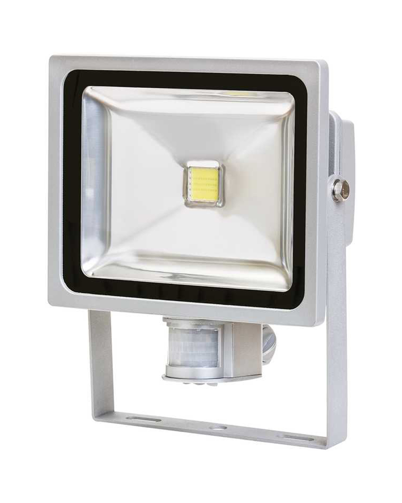 PROJECTEUR LED CHIP INFRAROUGE PIR- 30W - 2300lm