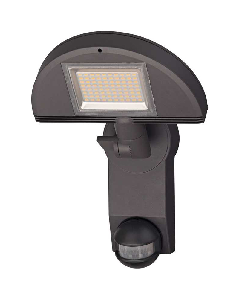 PROJECTEUR LED CITY LH - ECL BAS - ANTHRACITE