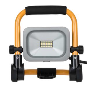PROJECTEUR LED COMPACT SLIM PORTABLE - 10W - 950lm - ML DN 2810 FL