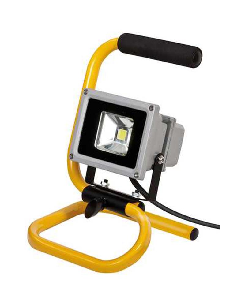 PROJECTEUR LED PORTABLE - 10W - 800lm