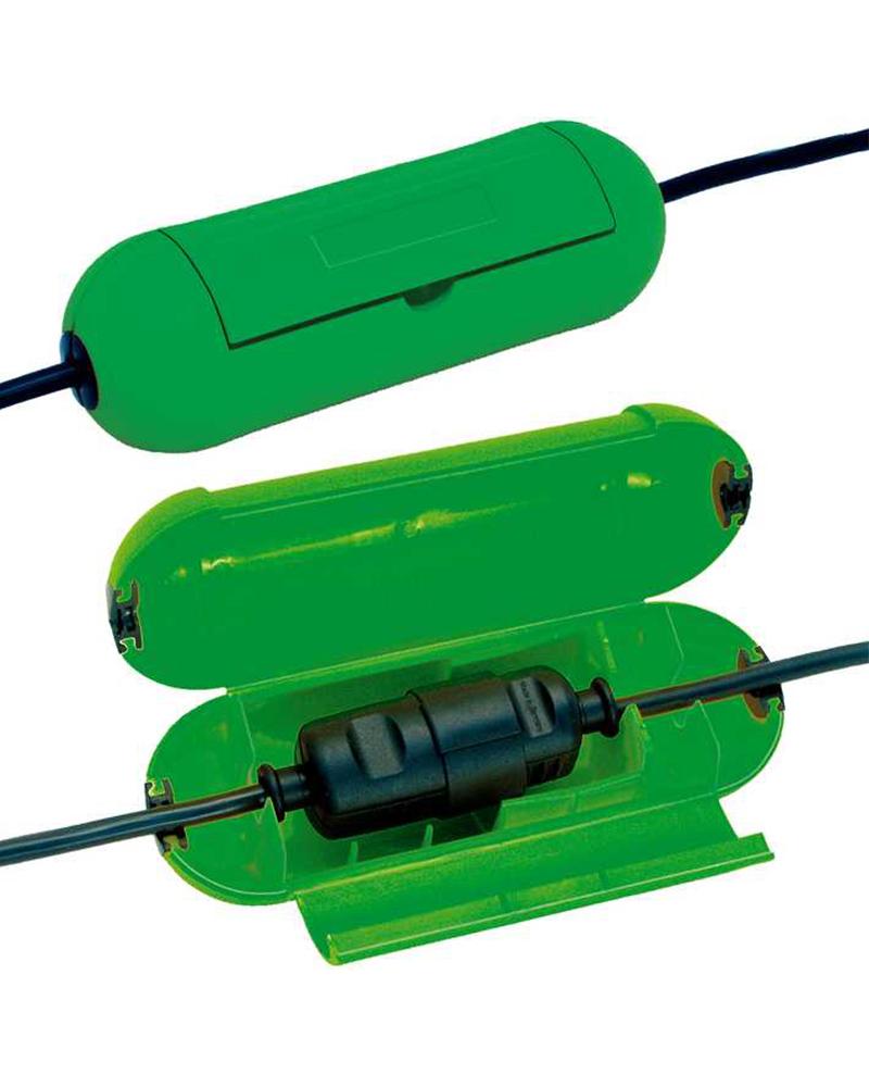 SAFE-BOX VERT - FICHES PROLONGATEURS