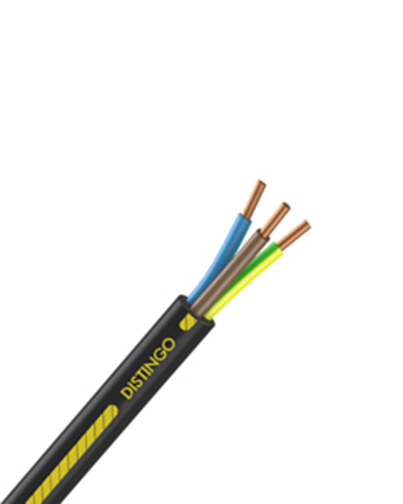 CABLE RIGIDE - U-1000 R2V DISTINGO - 3G2.5mm²