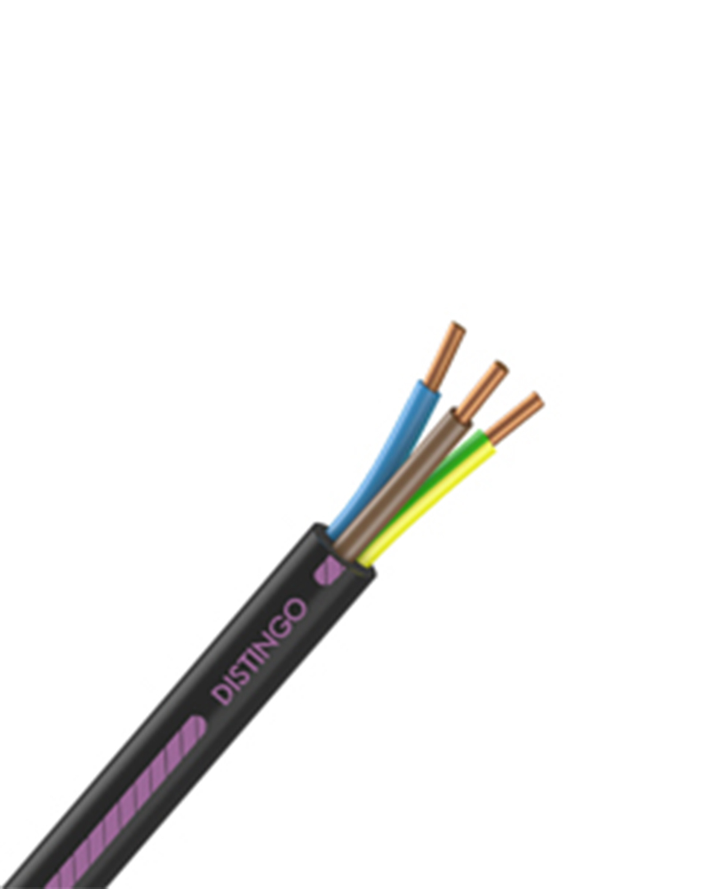 CABLE RIGIDE - U-1000 R2V DISTINGO - 3G4mm²