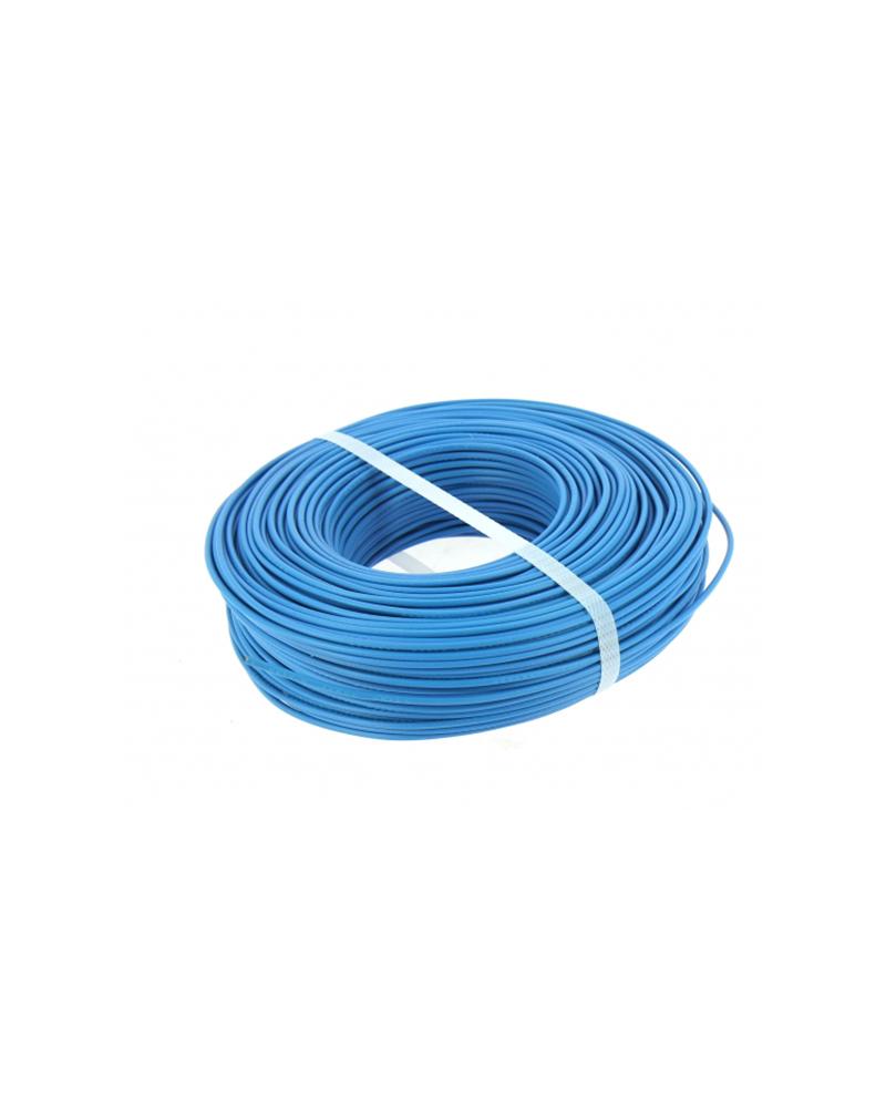 FIL ISOLE RIGIDE - H07V-U - NEXANS Bleu