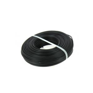 FIL-ISOLE-RIGIDE-H07V-U-Noir