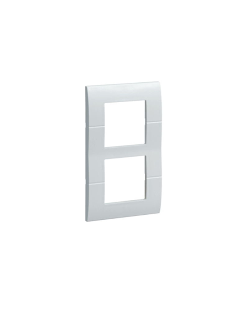 PLAQUE 2X2 MODULES VERTICALE SYSTO - HAGER