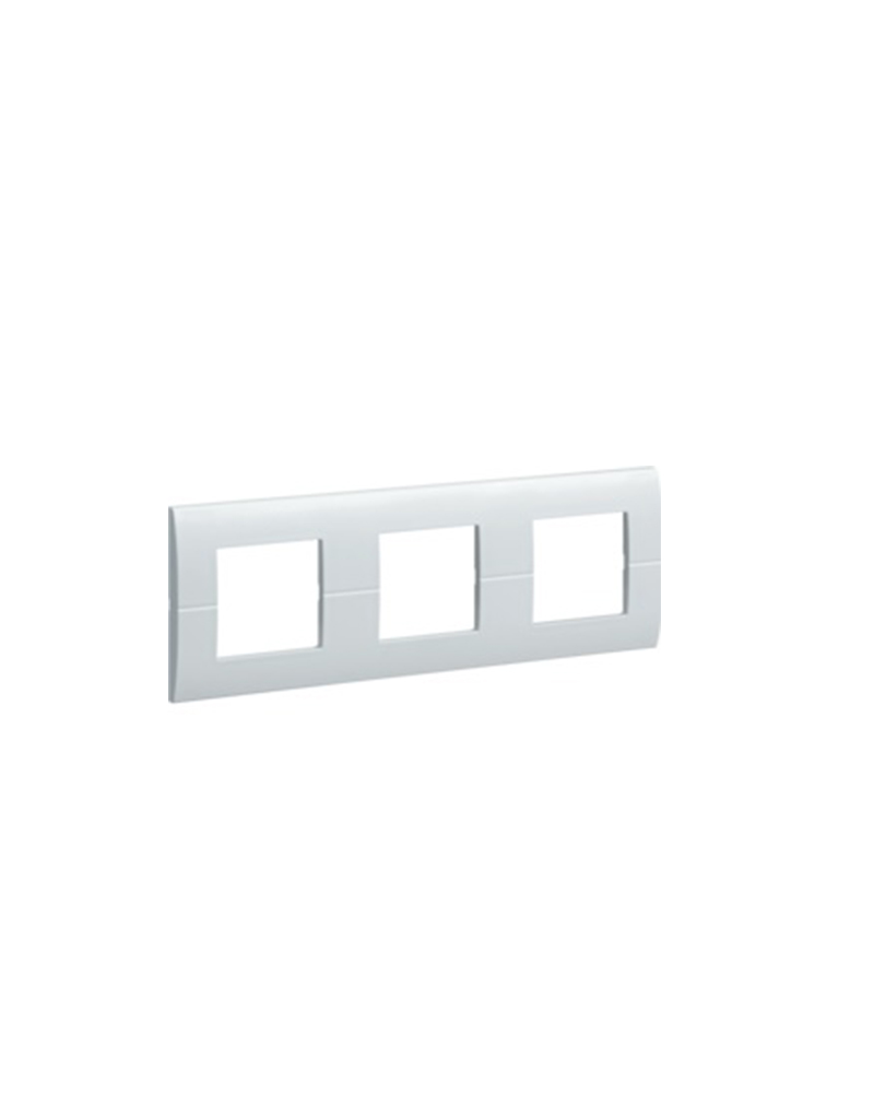 PLAQUE 3X2 MODULES HORIZONTALE SYSTO - HAGER