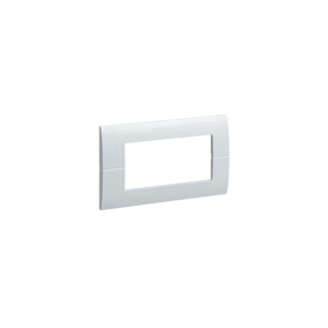 PLAQUE 4 MODULES HORIZONTALE SYSTO - HAGER