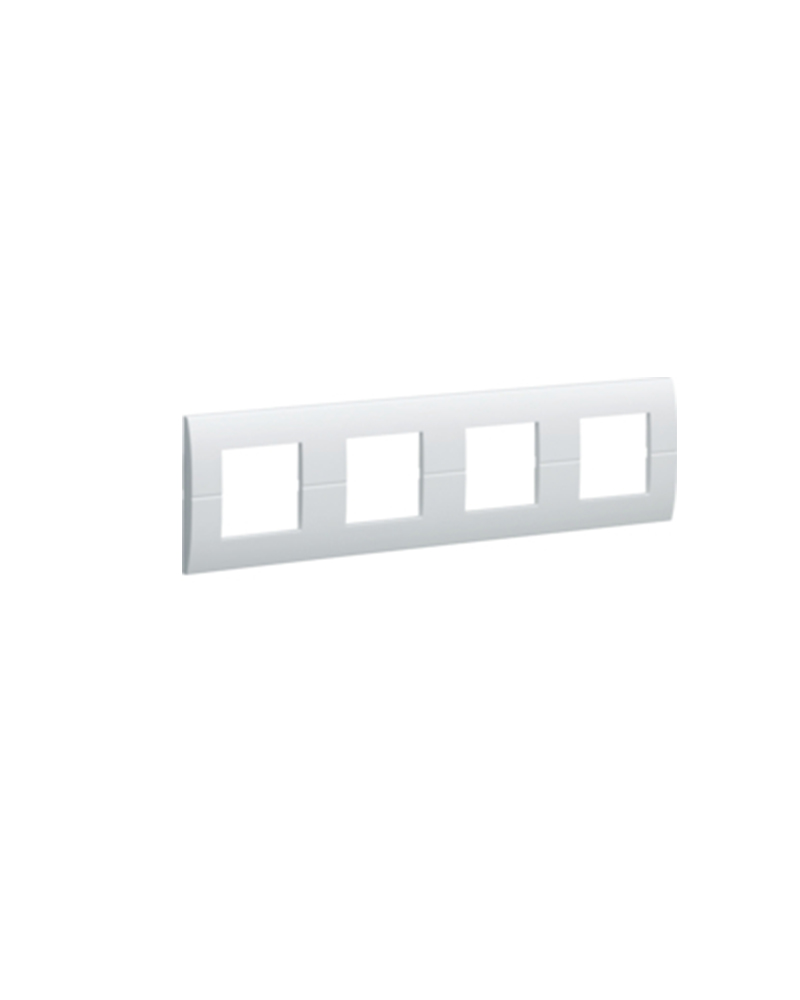 PLAQUE 4X2 MODULES HORIZONTALE SYSTO - HAGER