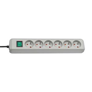 Prolongateur multiprise Eco-Line avec interrupteur