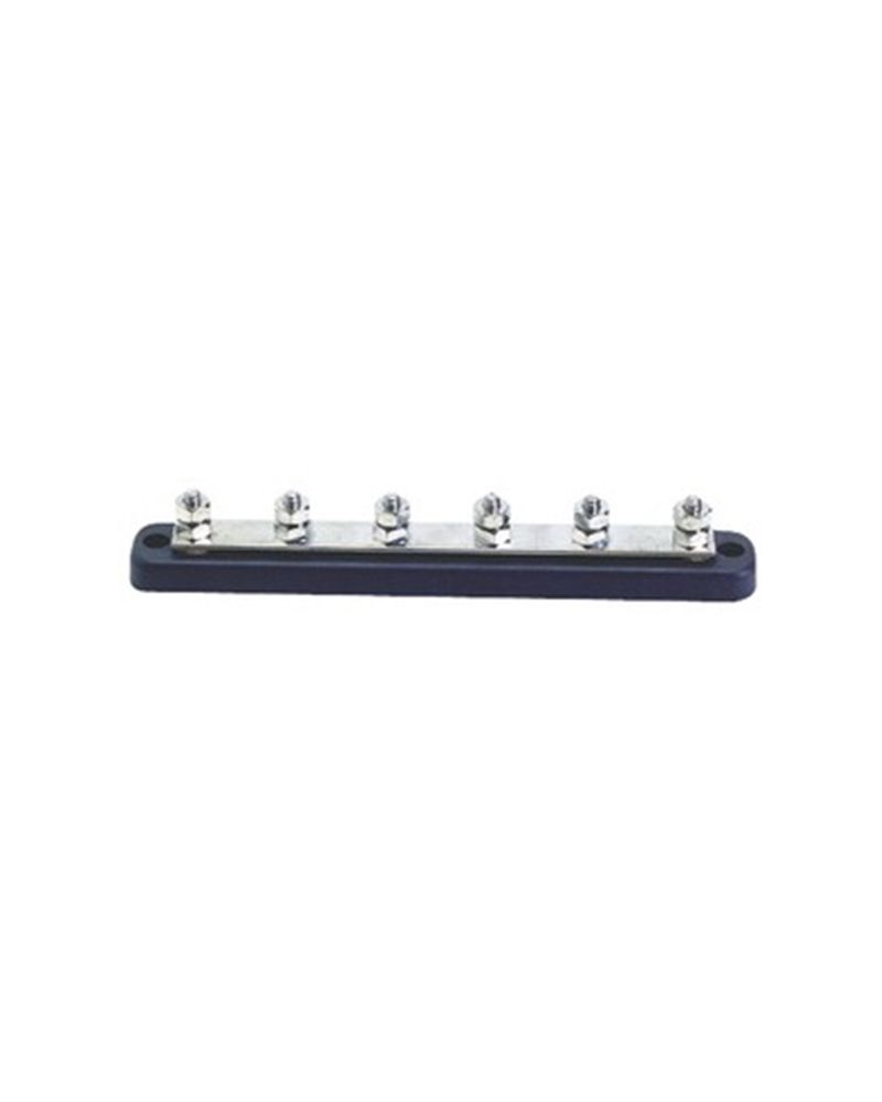 BARRETTE BUS BAR - PUISS 6x6 MM - 150A