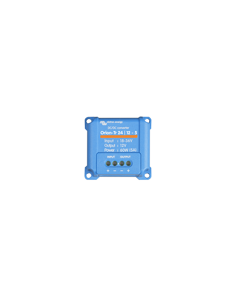 CONVERTISSEUR DCDC- ORION Tr IP43 - 24-12 - 05A