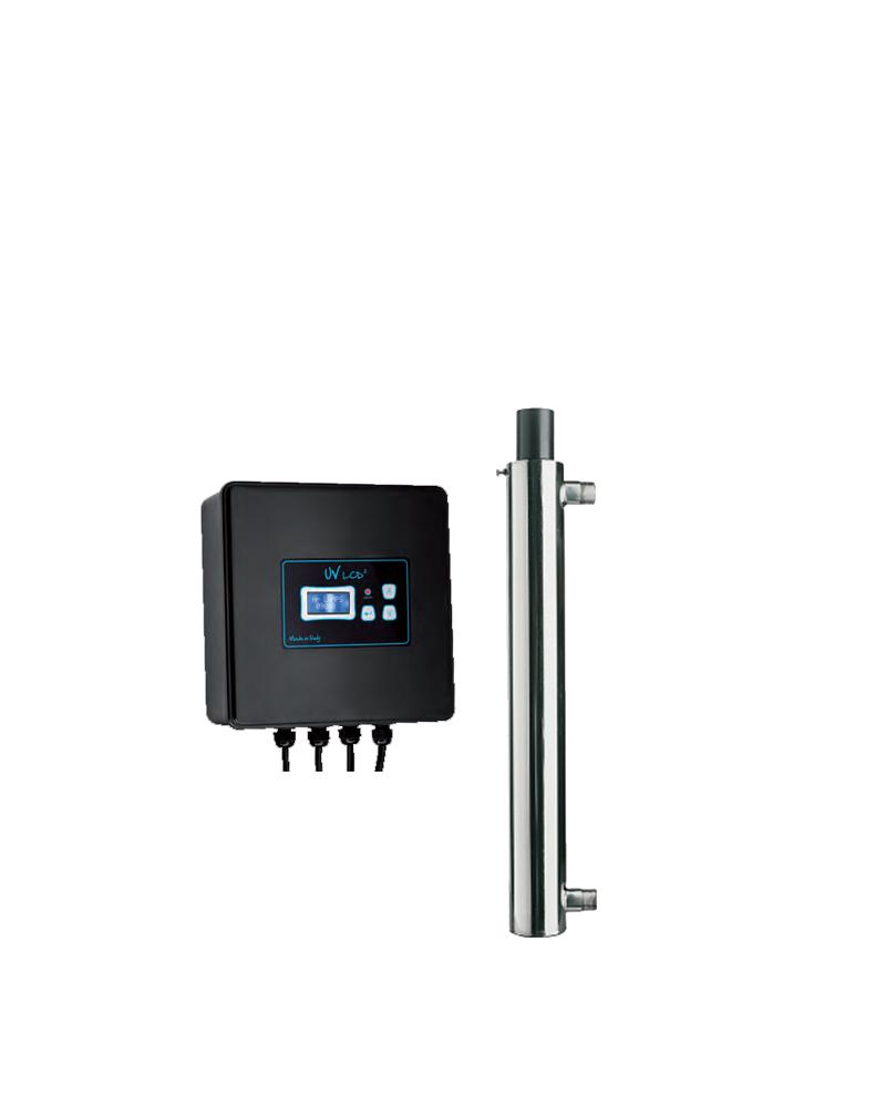DÉBACTERISATEUR UV DOMESTIQUE - UV 1X30 405 LCD