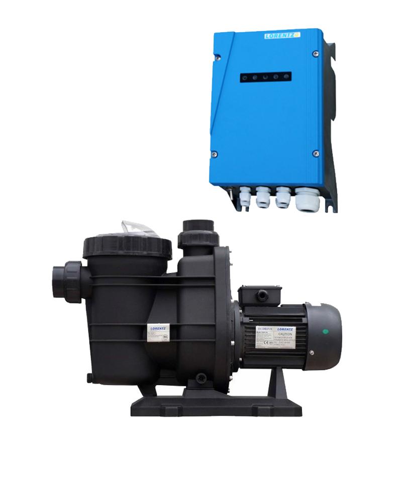 POMPE PISCINE - PS2-1800 CS-37-1 - LORENTZ