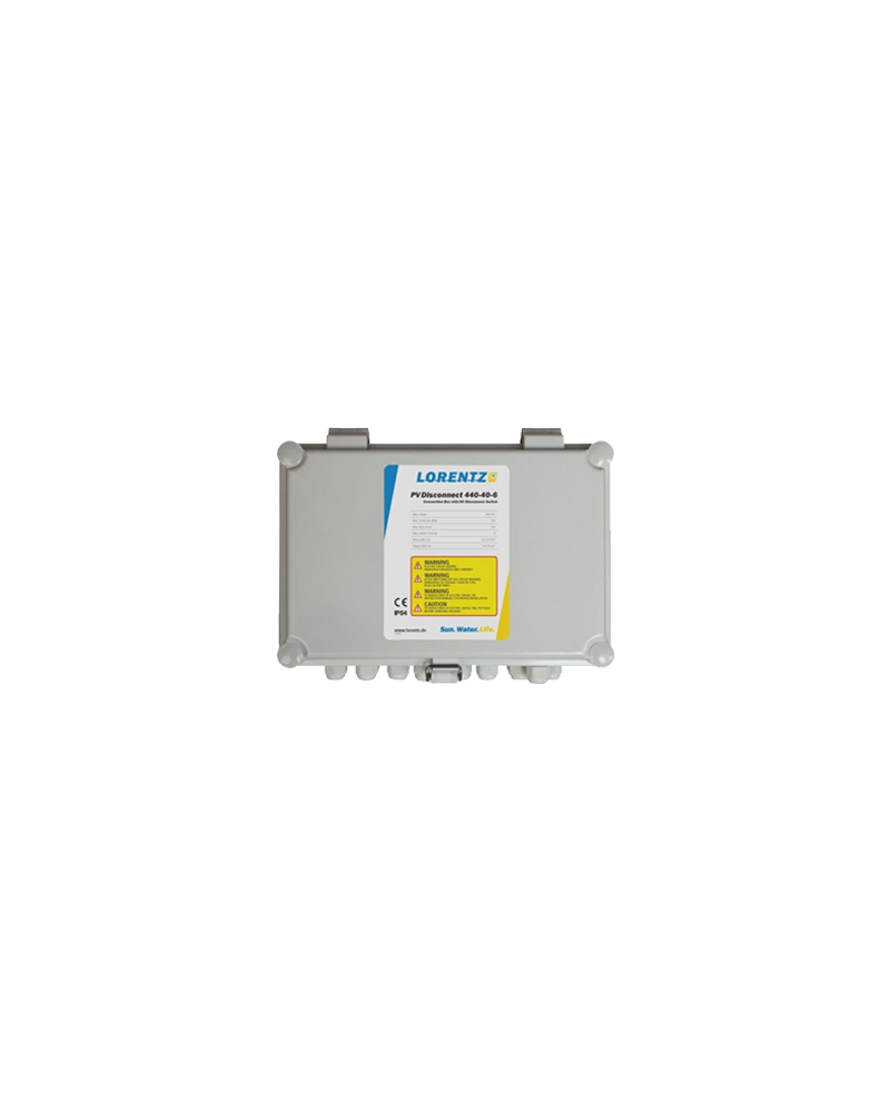 PV DISCONNECT 440-40-6 - LORENTZ