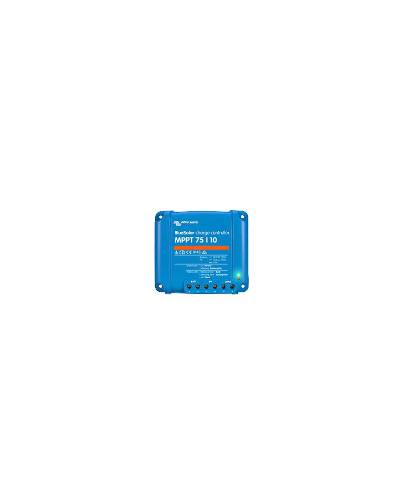 REGULATEUR MPPT - 075-10 - BLUESOLAR