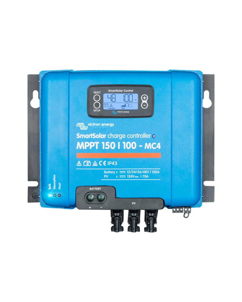 REGULATEUR MPPT- 150-100-MC4 SMARTSOLAR