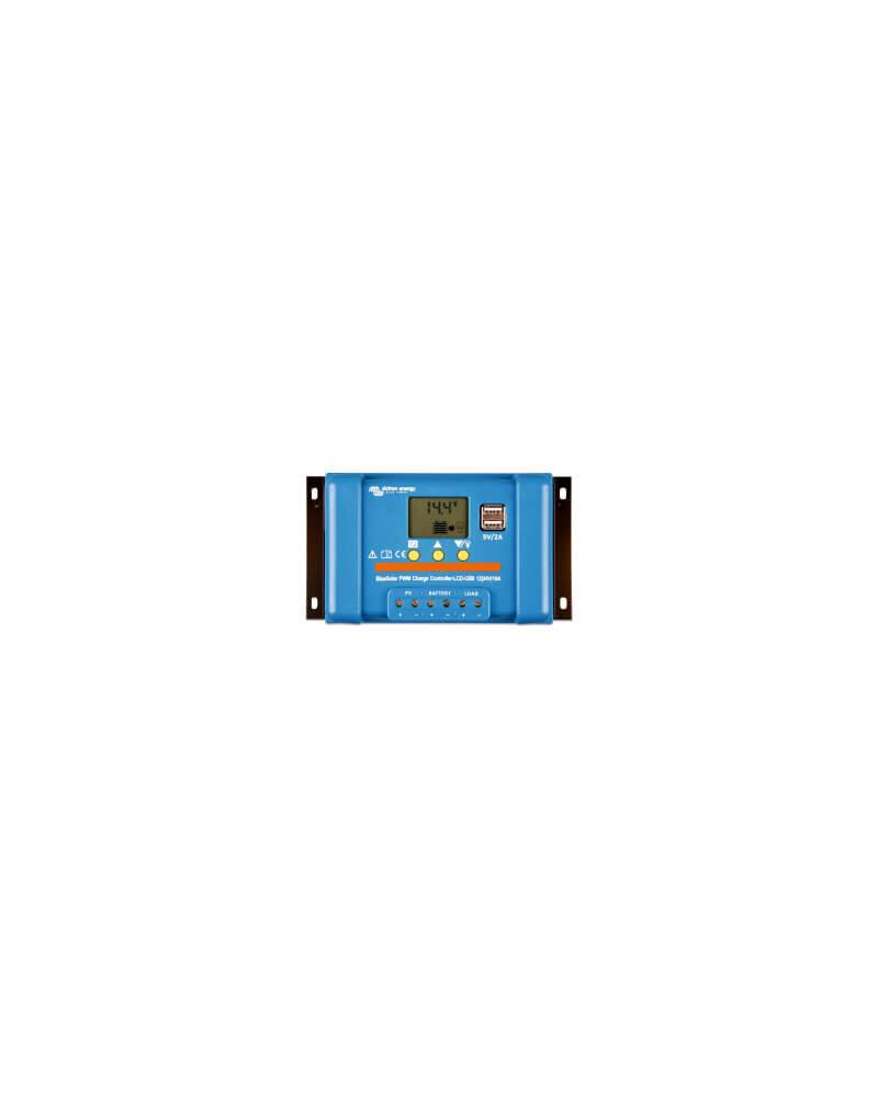 Régulateur PWM - LCD USB